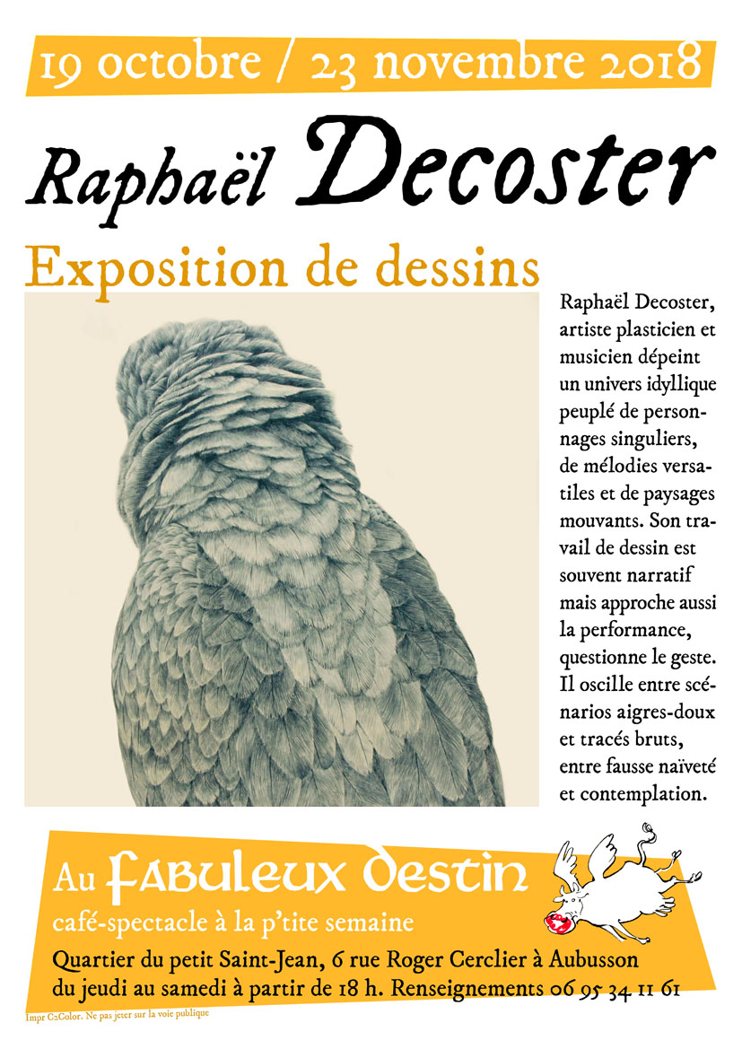 Expo decoster oct nov 18