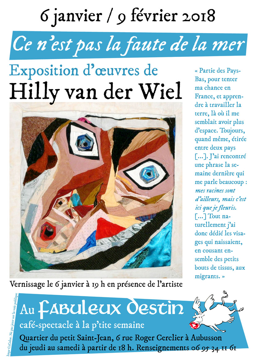 Expo hilly janv 18